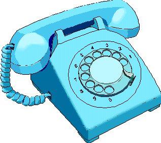 טלפון עם מנגנון חיוג