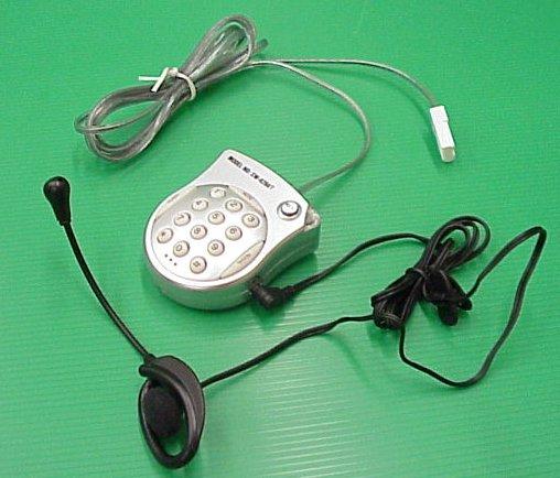 מכשיר טלפון מיניאטורי
