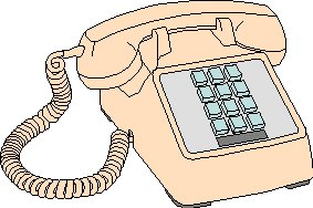 טלפון עם מנגנון חיוג 2