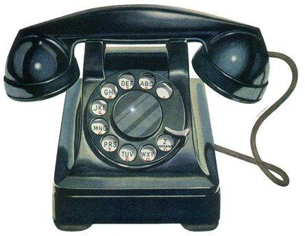 טלפון עם חוגה