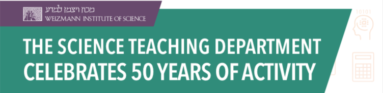 THE SCIENCE TEACHING DEPARTMENT CELEBRATES 50 YEARS OF ACTIVITY