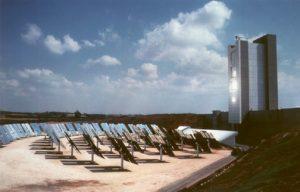 מגדל השמש במכון ויצמן
