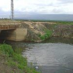 עמק החולה - גשר התעלה המערבית