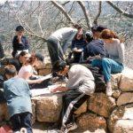 תלמידים בעבודה בסטף
