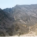 העתק - מגע בין סלעי משקע לסלעים מגמטיים