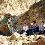 הכרות עם סלעים מותמרים בהר שלמה