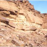 אבן-חול מתצורת תמנע בהר תמנע