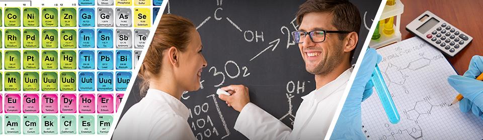 היבטים כמותיים בכימיה